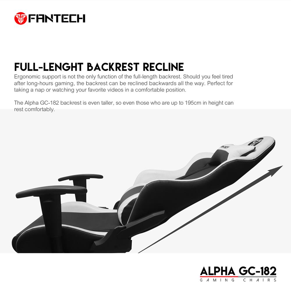 Fantech Alpha Gc 182 Gaming Chair Fantech